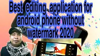 Top 4 best free video editing apps for android without watermark 2020