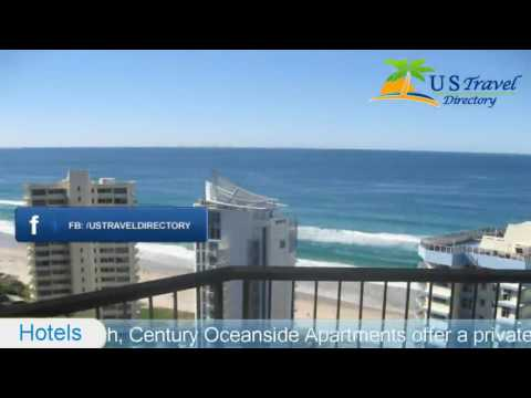 Surfers Century Oceanside Apartments - Gold Coast Hotels,  Australia
