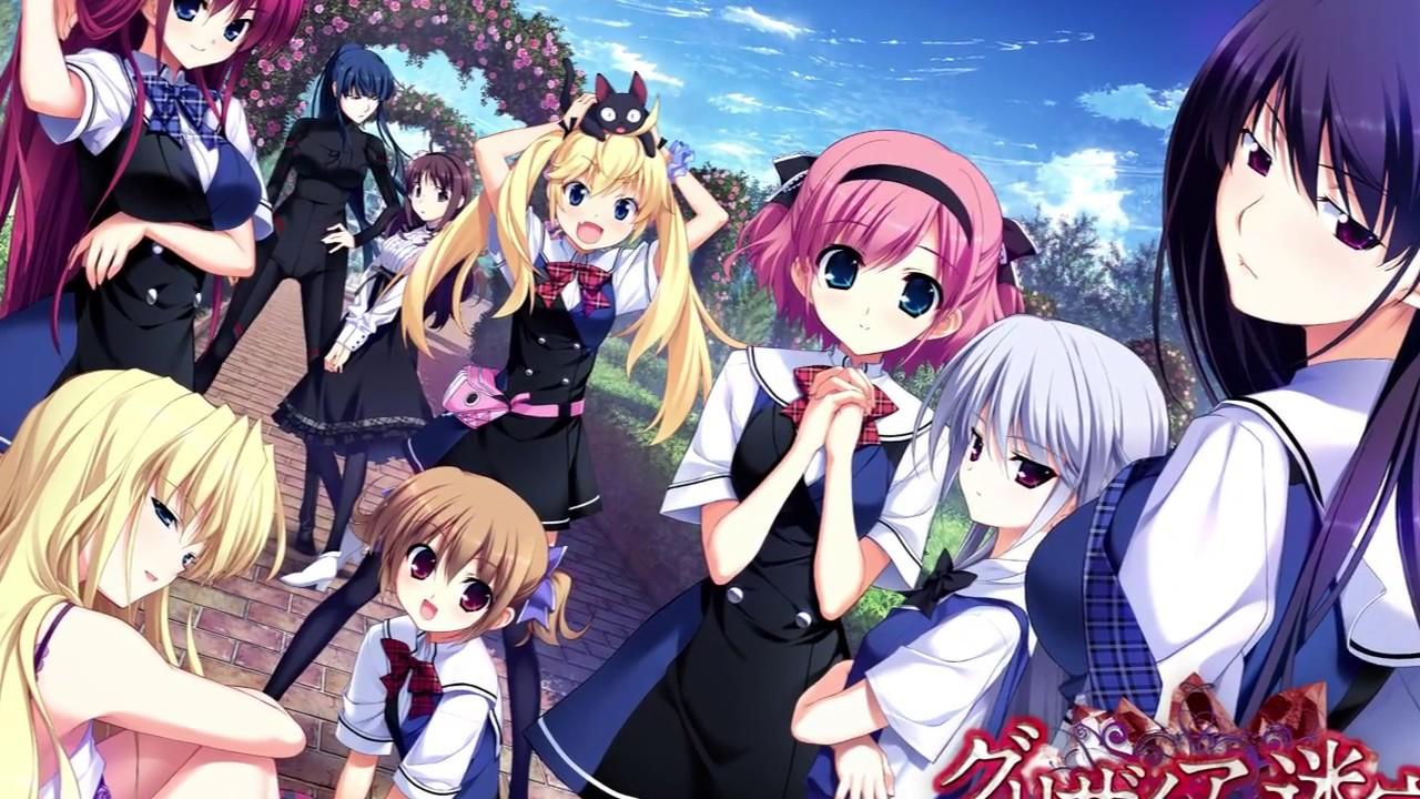Top 10 Best Dubbed Harem Anime: TOP 10 ANIME HAREM/ROMANCE/ECCHI/SCHOOL/COMEDY/ACTION PART
