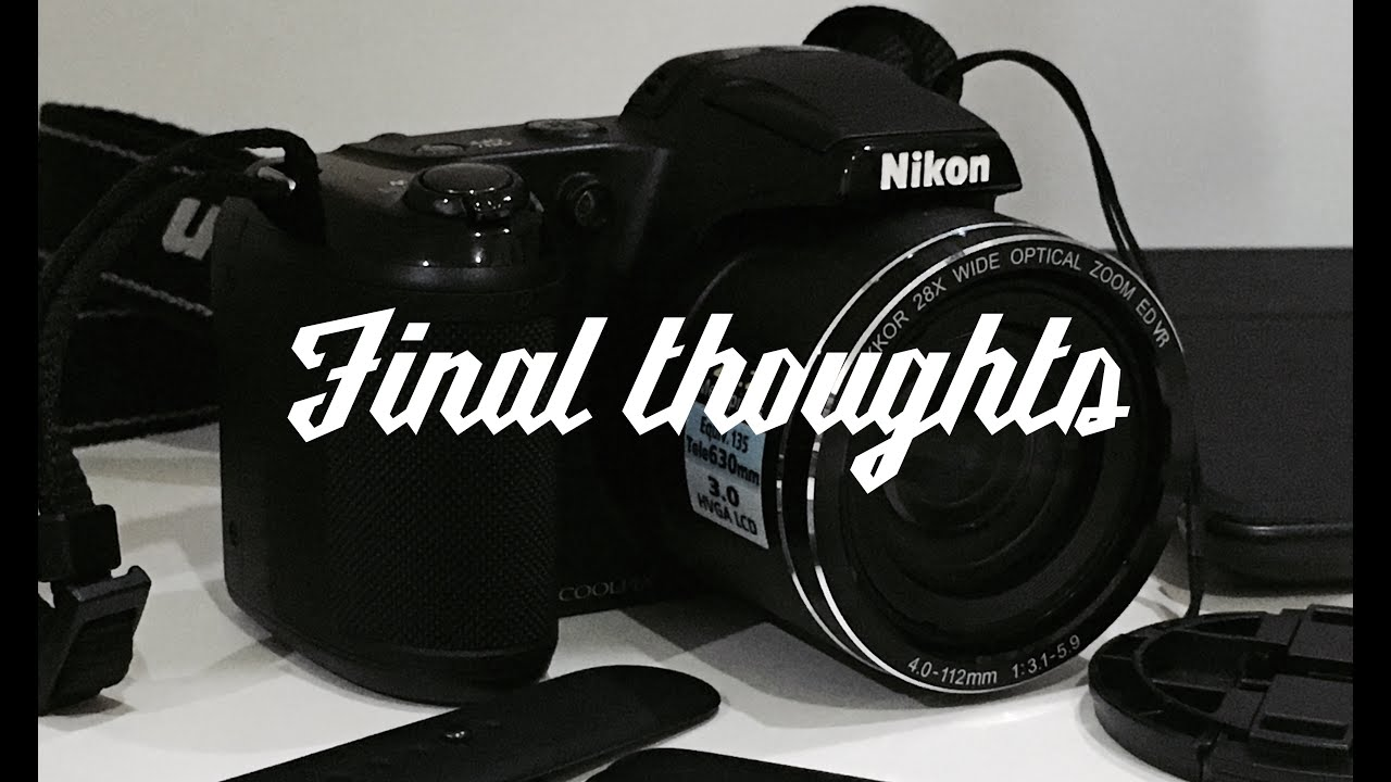 Nikon coolpix l340 - Video test, zoom and sample pictures|HINDI .