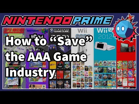 AAA Publishers Should Take Lessons from Nintendo to Increase Profits & Lower Risk