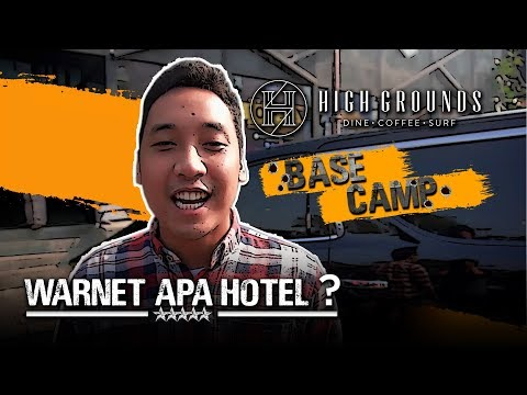 Warnet Jaman Now, Ajaib Parah! - Basecamp Episode 1 : Highgrounds i-Cafe