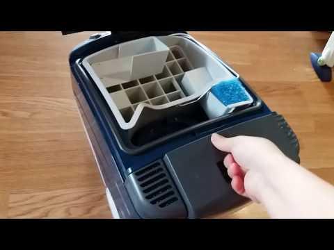 Инструкция по сборке моющего пылесоса Thomas Twin  T1 Aquafilter