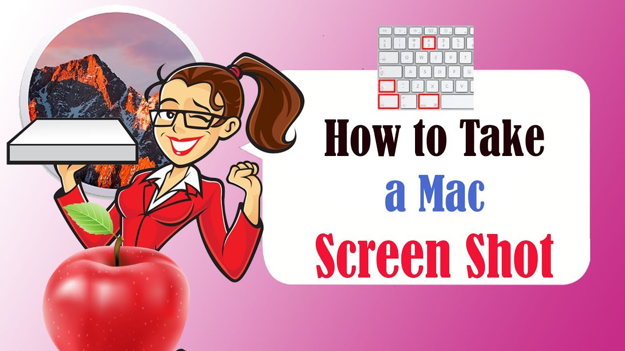 How To Take A Mac Screen Shot