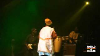 Capleton - Mama You Strong- live at Amsterdam Reggae Festival 2011