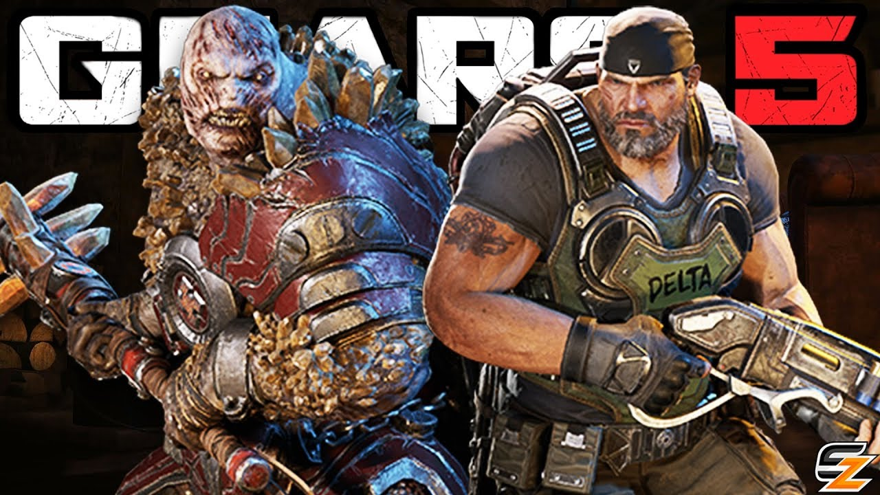 GEARS 5 News - Whats Up in Gears 5 2020! New Characters Skins, Ranked FFA & More! thumbnail