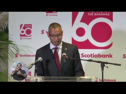 SCOTIA BANK CELEBRATES 60 YEARS IN THE BAHAMAS