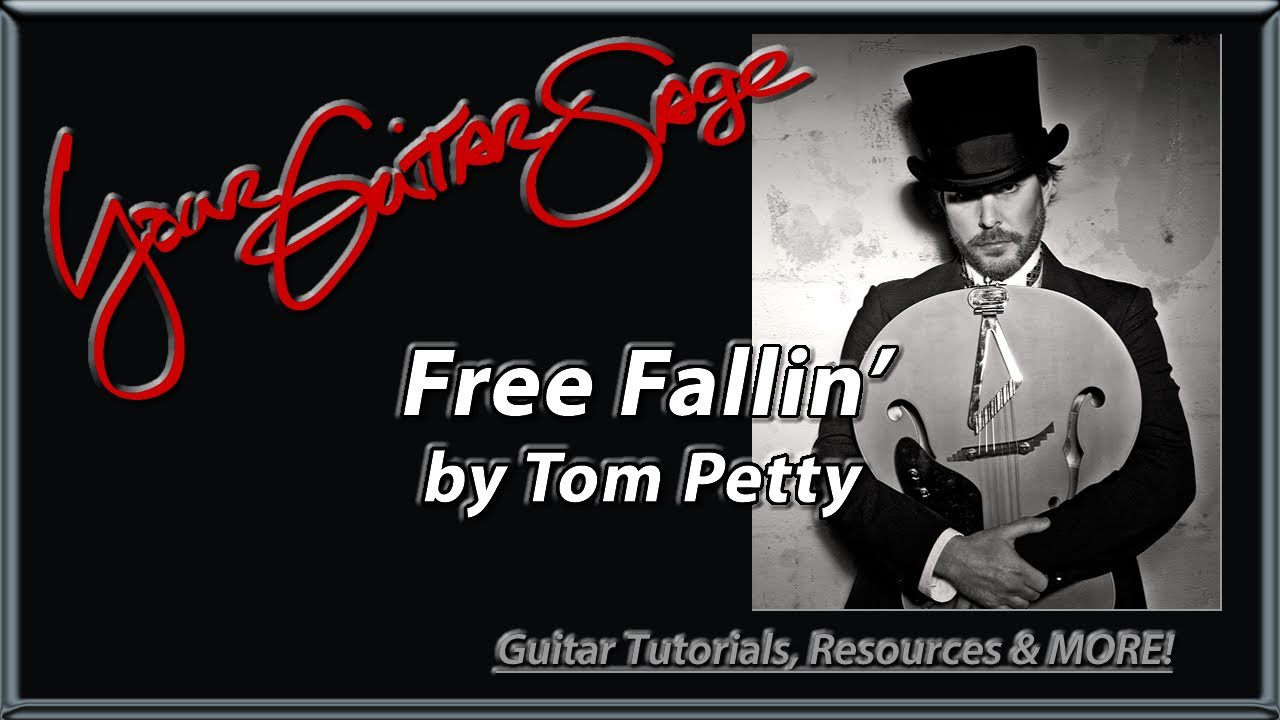 Free Falling by Tom Petty - How to Play - Easy Guitar ...
