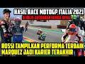 HASIL RACE MOTOGP ITALIA 🔥 ROSSI TAMPIL MENGGILA ❗ SI IBLIS QUARTARARO NAIK PODIUM ❗ MARQUEZ TAMAT