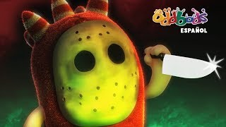 Video Oddbods - Especial de Halloween | Dibujos Animados de Miedo | Caricaturas para Niños download MP3, 3GP, MP4, WEBM, AVI, FLV Agustus 2018