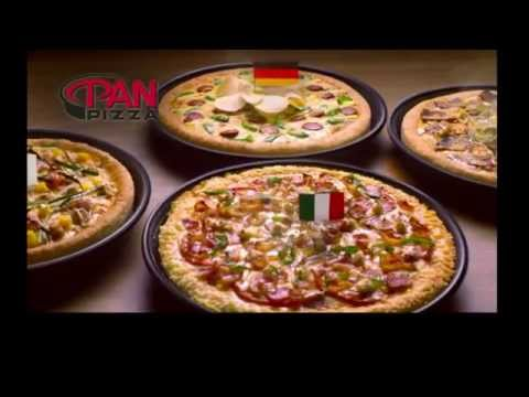 Pizza Hut Flavors of the World thumbnail
