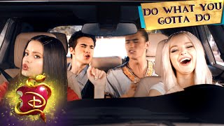 Do What You Gotta Do | CARscendants 🚘 | Descendants 3