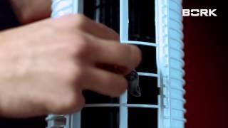 BORK P602 інструкція по очищенню і складанні вентилятора