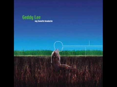 Geddy lee track 2. The Present Tense