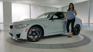NEW BMW M3 FROZEN SILVER METALLIC / Exhaust Sound / $85570 USD Car Review