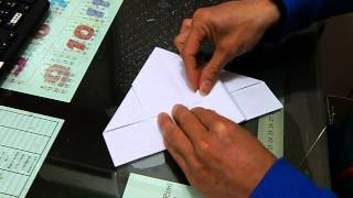 摺紙垃圾盒教學