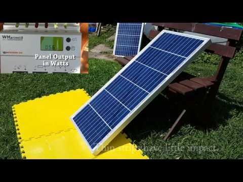 Shade Impact on Solar Panels