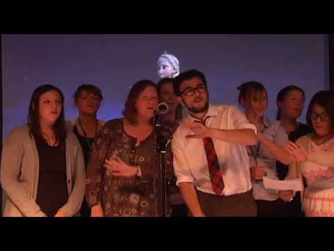 Year 11 Leavers Video Wildern School Staff 2014