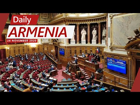 French Senate Passes Resolution Calling for the Recognition of Nagorno-Karabakh