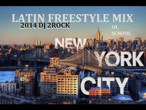 Latin Freestyle 2014 ol school
