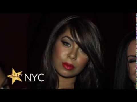 Ricks Cabaret NYC, Rene' Rofe' Lingerie show