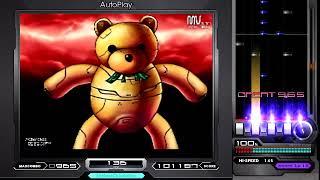 xxdbxx - Cherokee, 136BPM. Genre, Trance Fusion   ^^ DJ Max Portable BMS ^^