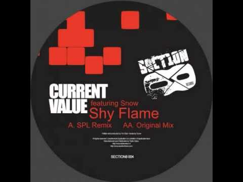 Current Value, Snow, SPL - Shy Flame [Dubstep/Grime] [SECTION8004]