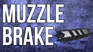Ghosts In Depth - Muzzle Brake Attachment Review