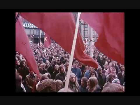 Internationalen - 1 maj 1973 Stockholm