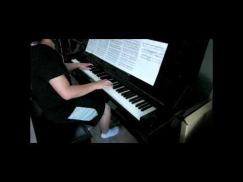 Suzumiya Haruhi no Yuutsu - God Knows (piano full rock ver.)