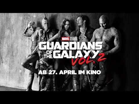 GUARDIANS OF THE GALAXY VOL. 2 - offizieller Teaser Trailer | Marvel HD