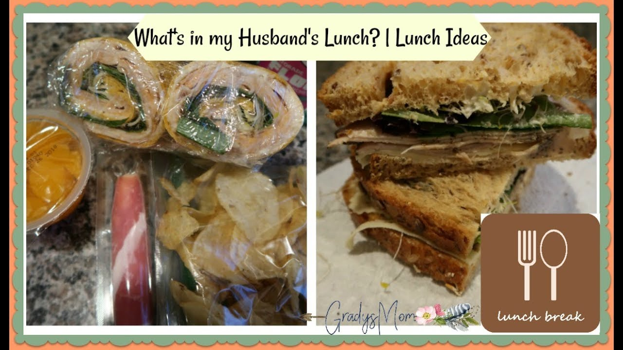 Whats in my husbands lunch cold lunch ideas for anyone youtube whats in my husbands lunch cold lunch ideas for anyone forumfinder Images