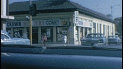 100 block of North Citrus Ave, Covina - March, 1966