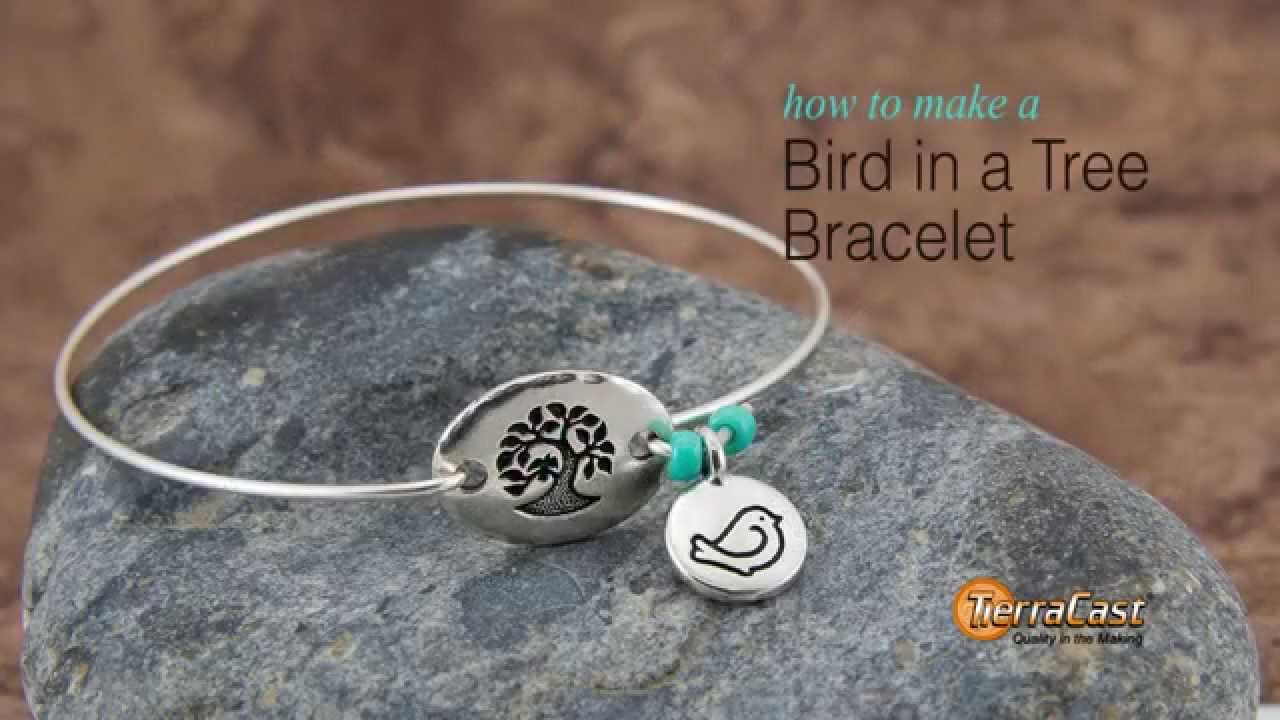 Projects: Two Wire Bracelets (Bangles) - YouTube