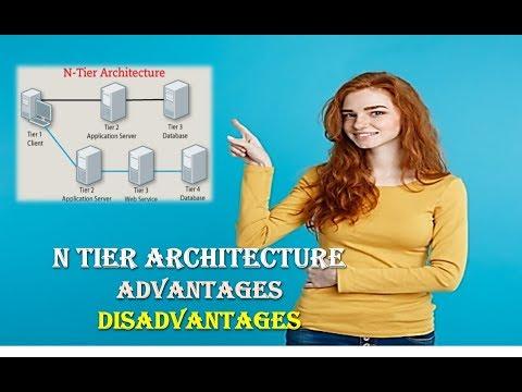 N Tier Architecture Advantages Disadvantages