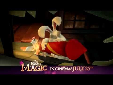 "The House of Magic UK 20"" TV Spot"