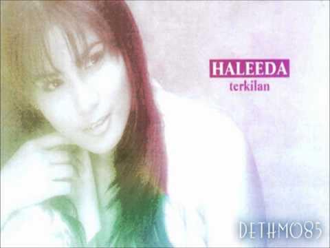 Haleeda - Terkilan (Lirik)