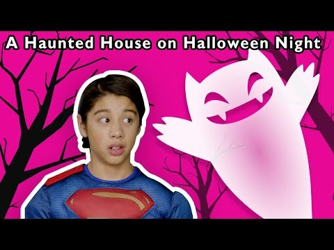 Free Download A Haunted House On Halloween Night And More | Scary Surprise | Baby Songs From Mother Goose Club! Mp3 dan Mp4