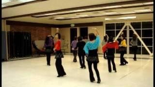 Dancing Heart Line Dance (Feb 2012)