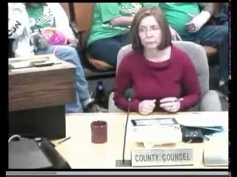 5-19-15 El Dorado County Board of Supervisors approve Eminent Domain contract with law firm