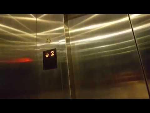 Singapore Expo - Mitsubishi Hydraulic Elevator