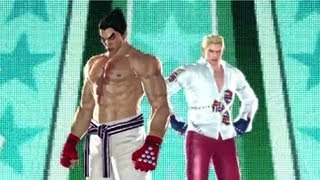 TEKKEN TAG TOURNAMENT 2 - Official E3 2012 Trailer