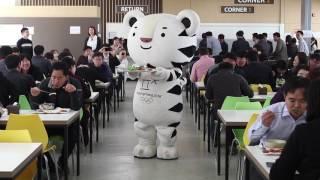 (KOR) 마스코트 이야기 #3 The life of PyeongChang 2018 Mascot