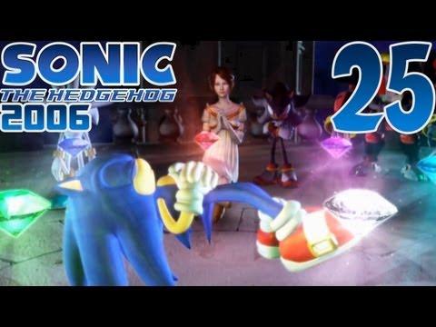 Let's Play Sonic the Hedgehog 2006 - Part 25 - Das Ende der Welt