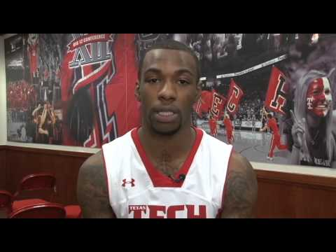 Meet the Red Raiders: Jamal Williams
