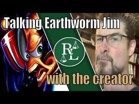 Doug TenNapel on Earth Worm Jim Comics and Video Games