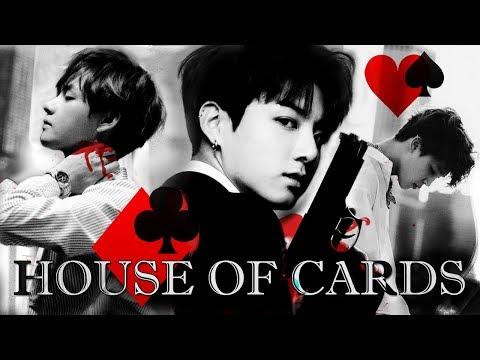 BTS [House of Cards] ♣ Crime!AU (Fanfic Trailer)
