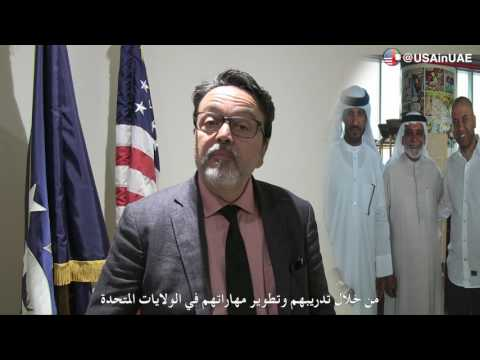 HBO Films President Len Amato visits UAE زيارة رئيس اتش بي او للافلام لدولة لامارات