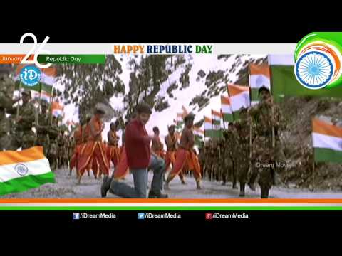Republic Day Special - Best Patriotic Telugu Movie Songs