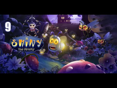Let's Play Shiny The Firefly #9 - Enter the Caterpillar |